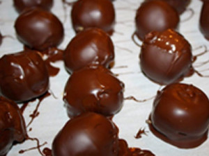 Easy Balsamic Truffles