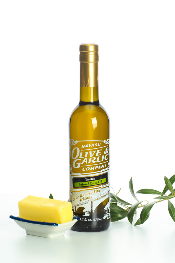 Butter Infused Oilve Oil