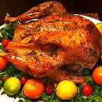 Citrus Brined Turkey!