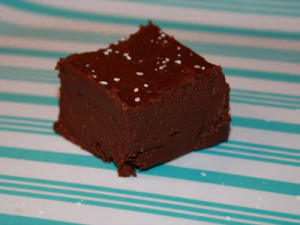 Decadent Chocolate & Aged Espresso Balsamic Fudge