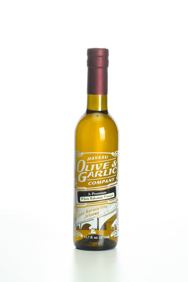 A Premium White Balsamic Vinegar