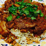 Spectacular Chicken Mole with Baklouti Agrumato and Chocolate Balsamic