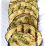 Neapolitan Herb Balsamic Marinated & Grilled Eggplant