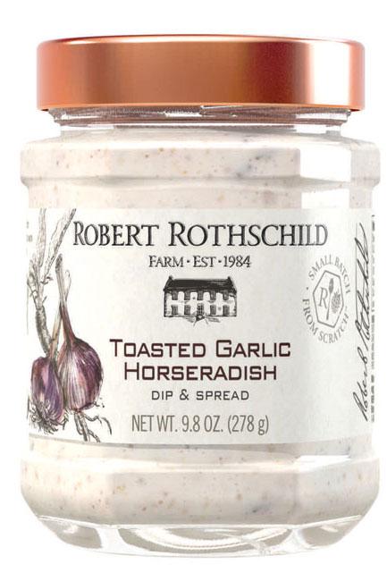Toasted Garlic Horseradish Dip