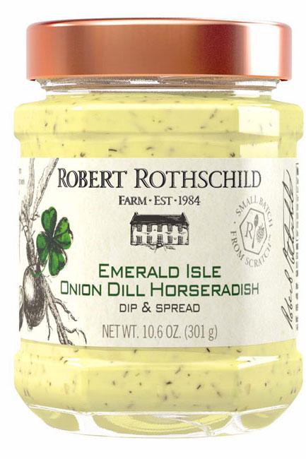 Emerald Isle Onion Dill Horseradish Dip