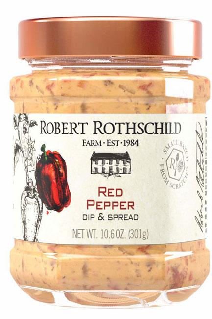 Red Pepper Dip