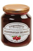 Lingonberry Scandinavian Delight
