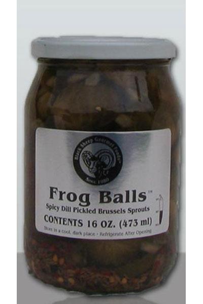 Atomic Frog Balls
