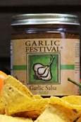 Mild Garlic Salsa