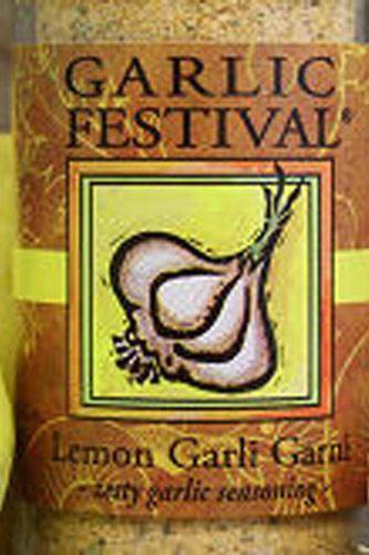 Lemon Garli Garni
