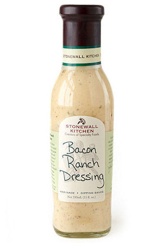 Bacon Ranch Dressing 11 Oz Havasu Olive Oil