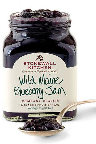 Wild Main Blueberry Jam