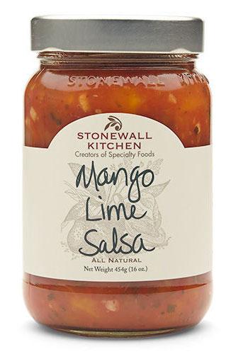Mango Lime Salsa